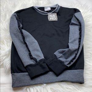 ♠️ BOUTIQUE Girls Super Soft Ruffle Sweatshirt ♠️